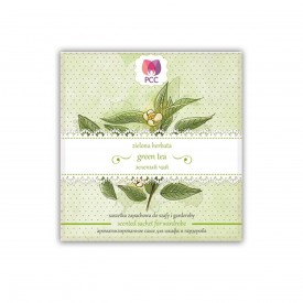 Ароматическое саше для дома с ароматом зеленого чая